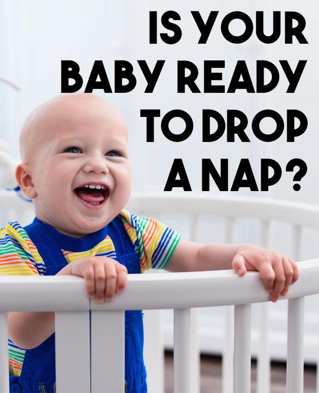 When is a baby ready to drop their naps